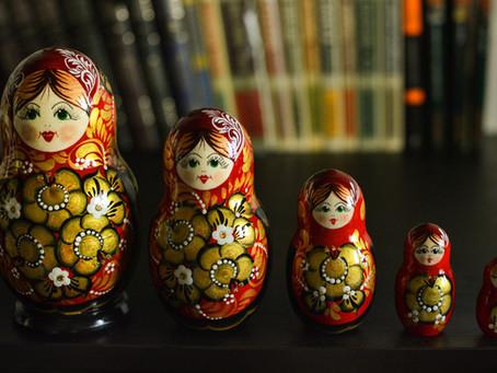 לימוד רוסית: פעלים ושמות עצם