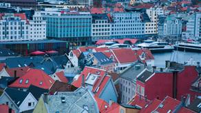 Boligprisene overrasker positivt i Bergen