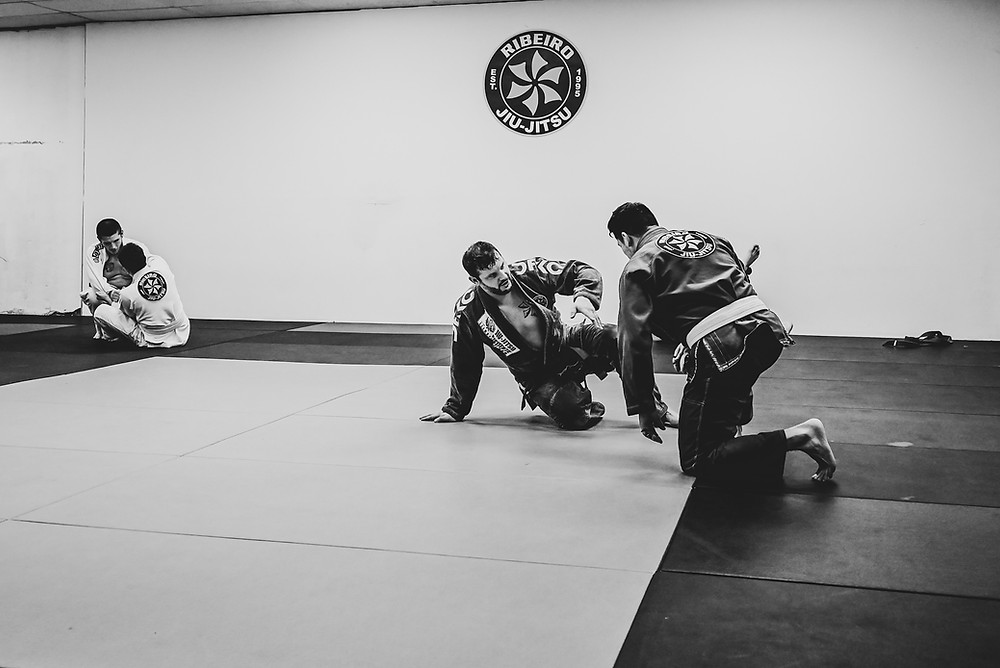 BJJ Report Learn to tap