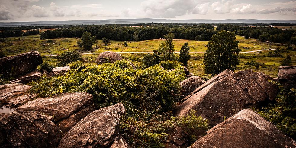 Gettysburg Battlefield Training