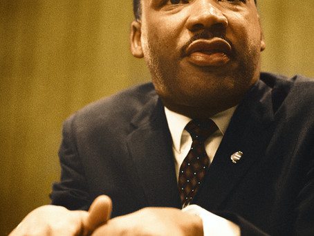 Thank You, Dr. King