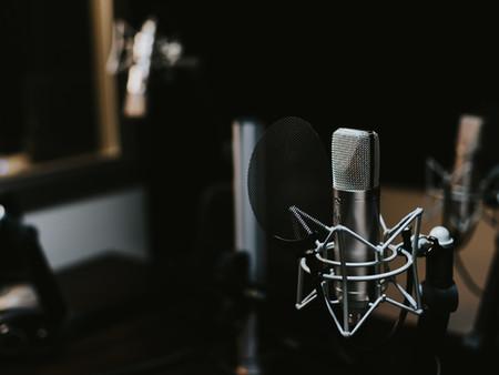 Richard on the Radio