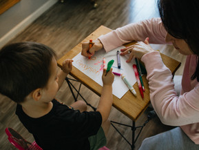Tips for parents to enrich your child's life, using a shoestring budget but with spectacular results