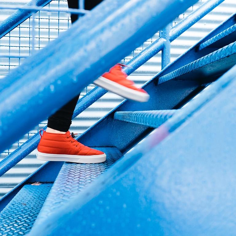 Schritt für Schritt: Ermitteln Sie Ihren Status Quo und machen Sie sich auf den Weg.