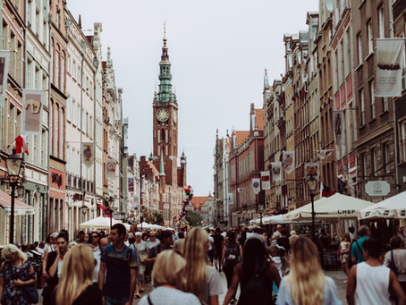 Want to study in Europe? Poland is a place to go!