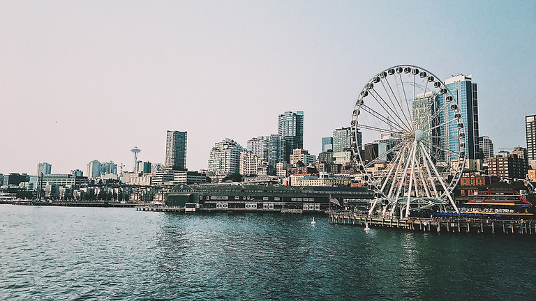 Seattle Pink Boat Event