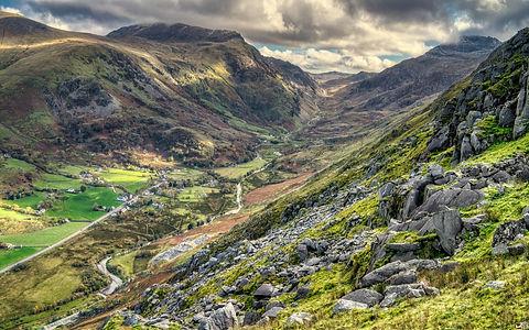 Camper Van Hire Snowdonia Wales