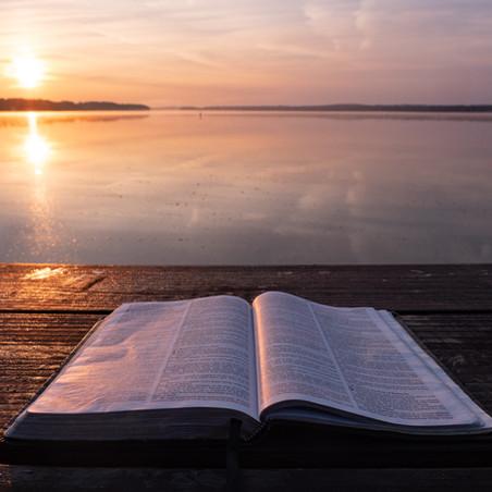 Sunday Inspiration: Confessing Sin