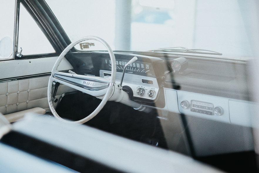 Mini interior detail in Bradenton