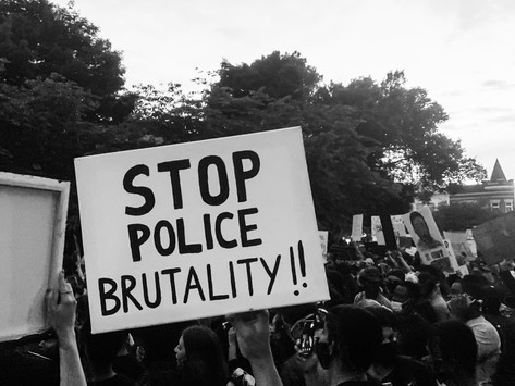 A Societal Context to Addressing Police Brutality