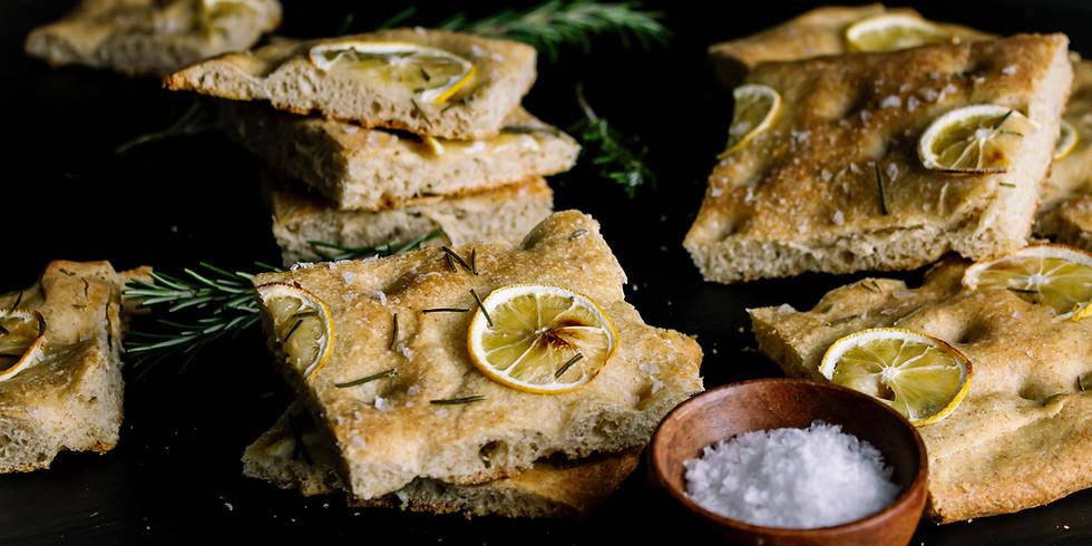 Italian Breads Saturday 17th October
