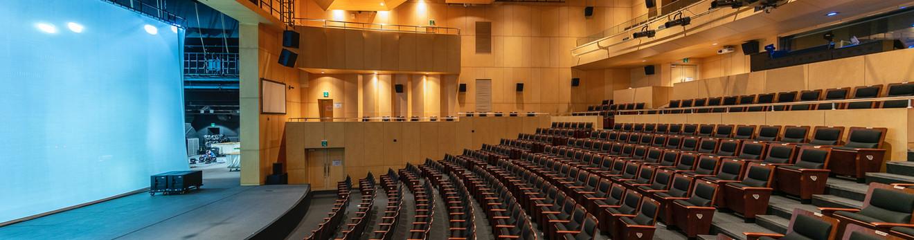 Theater and Auditorium