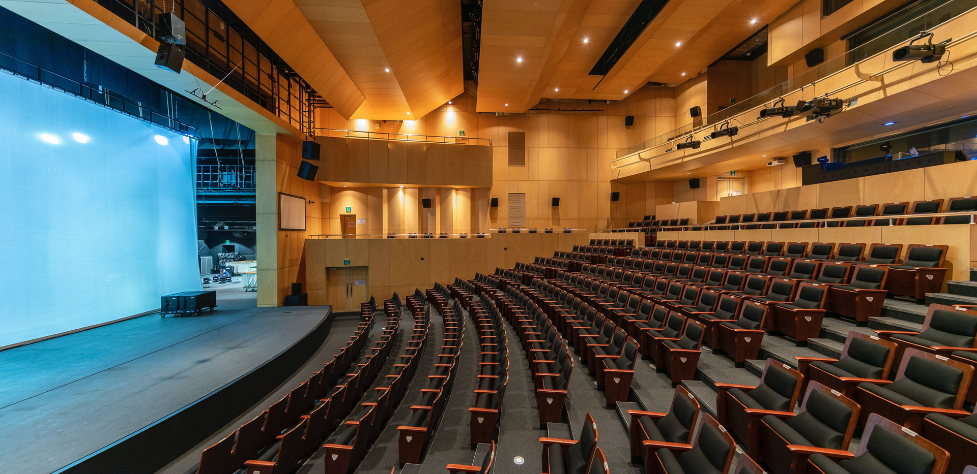 Theater and Auditorium