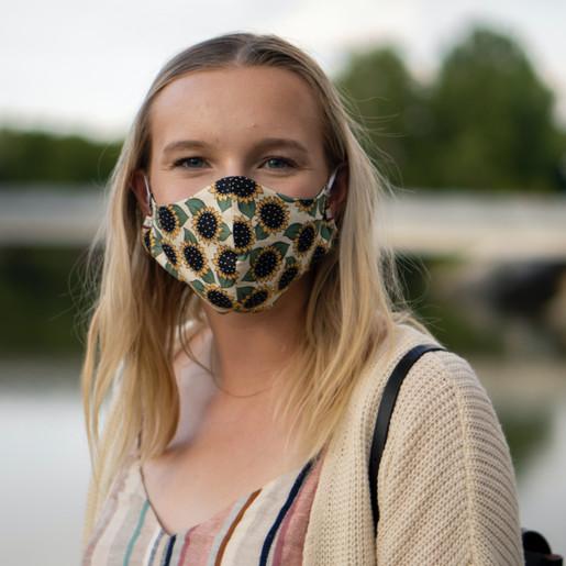 Mondmaskers blijven verplicht in winkelstraten in Tongeren