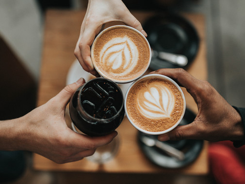 Benefits of drinking coffee to start the day