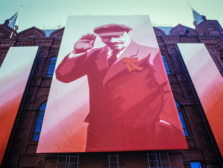 Use of Soviet Era Nostalgia in Russian media, marking 30 years since the fall of USSR