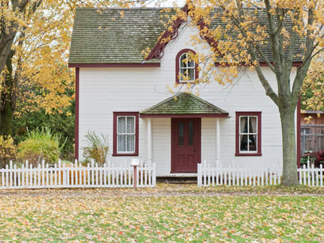 buying a home is an investment in yourself.
