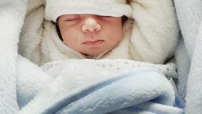 Winter with a Newborn