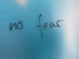 fears of spiders, flying, heights, blood, water, crowded spaces, being alone