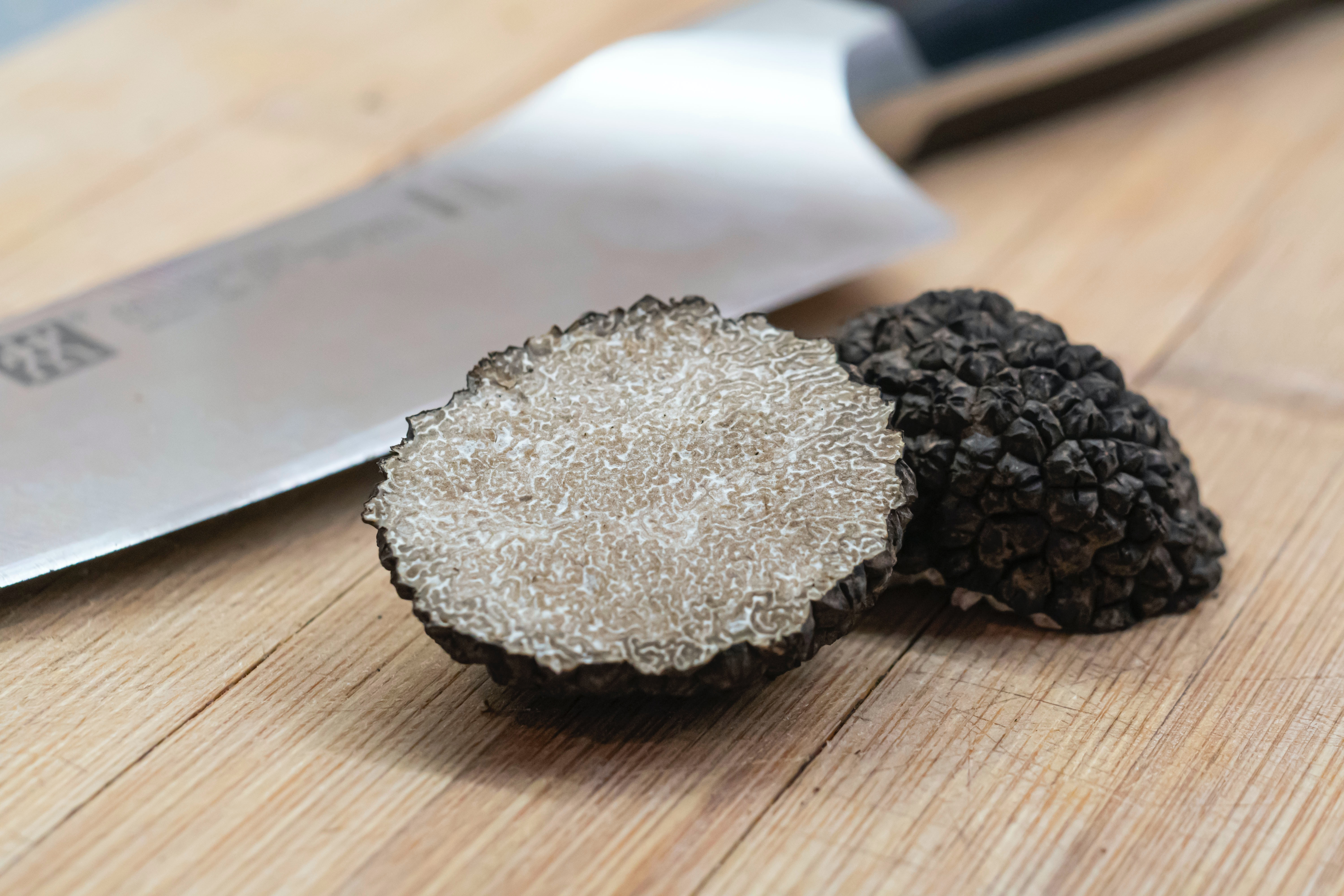 Cooking with New season truffles 31 July