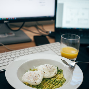 A WFH Guide to Nutrition