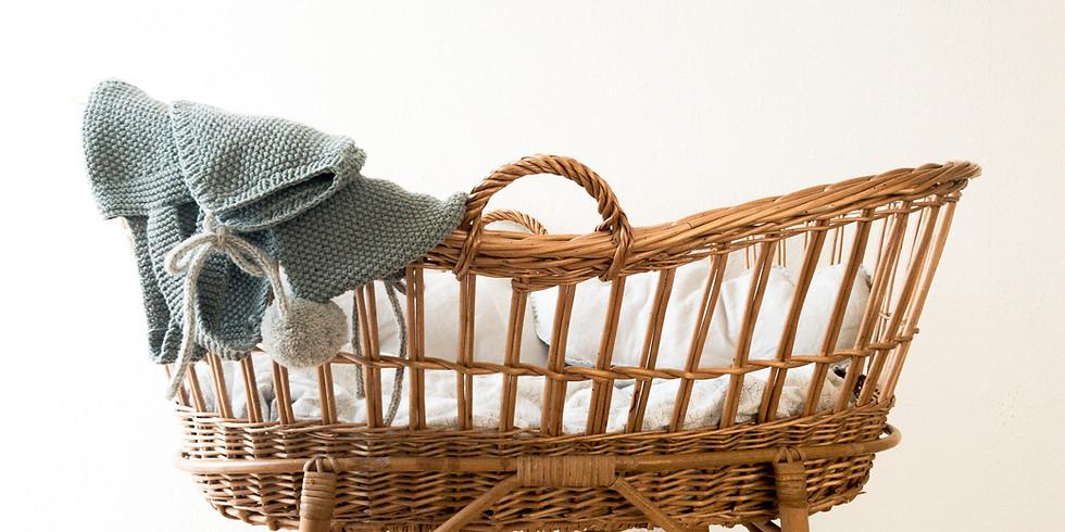Baby Gift Basket for Erin Clark