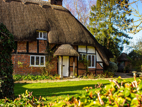 How to Replicate the Traditional English House Style