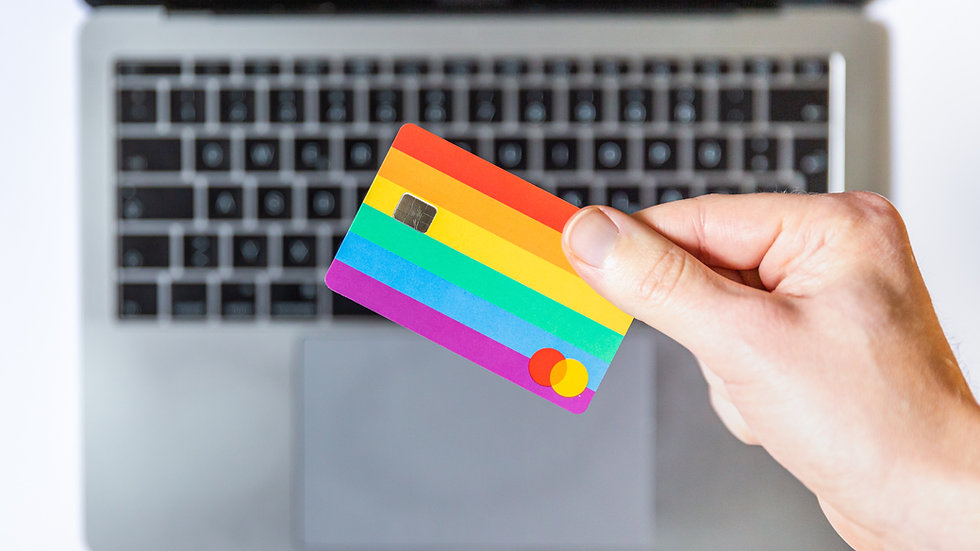Credit Managment for pride month