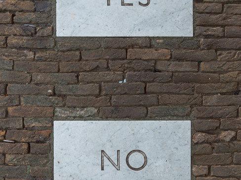 Do you always say yes, even when you mean no?