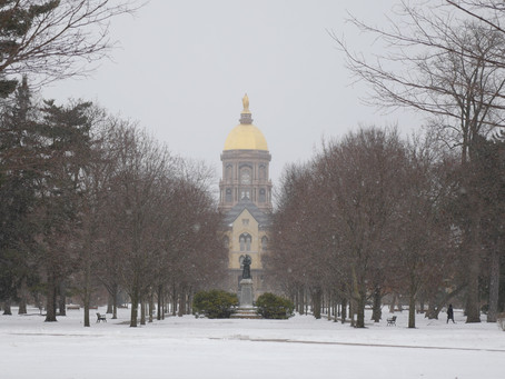 University of Notre Dame Students and Graduates Document Authentication or Apostille to Study Abroad