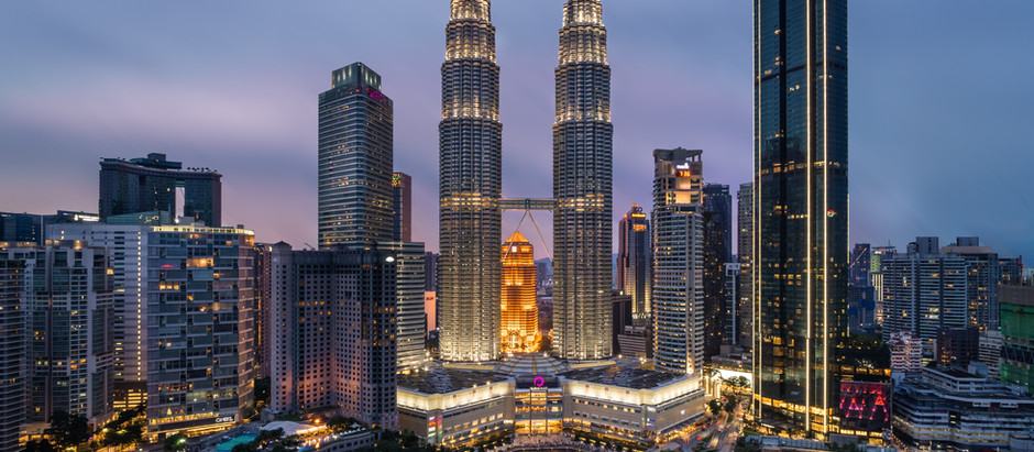 Malaysia ranks among the top 5 emerging markets