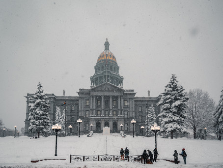 Colorado's House Passes Bill To Help Prevent Opioid Overdoses