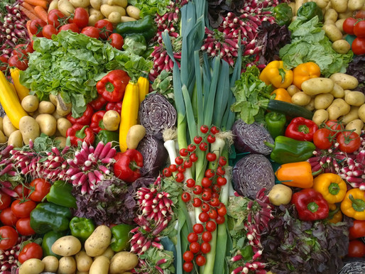 Learn Hebrew Vegetables