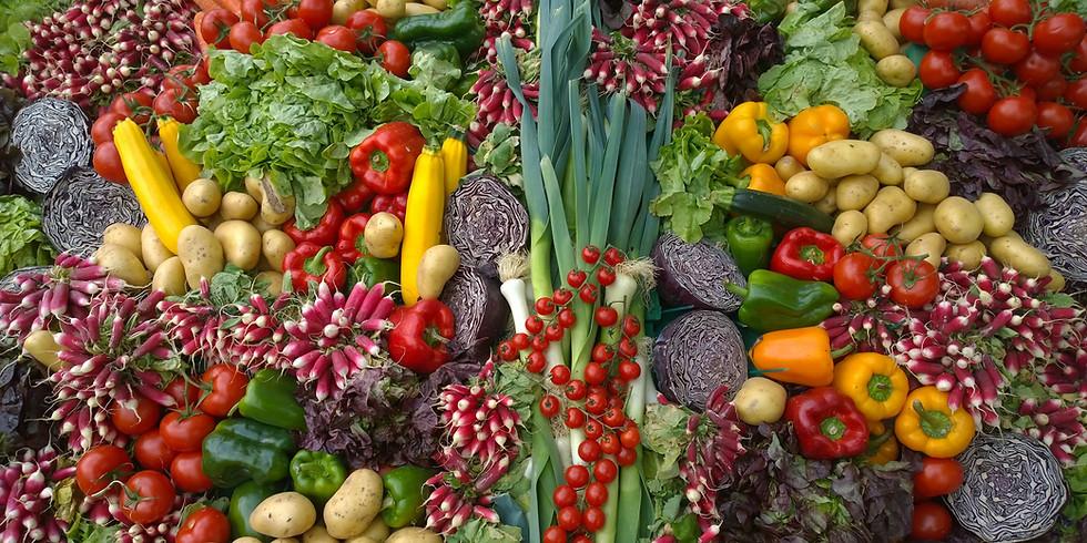 野菜で足し算ビンゴしよう (3-6歳向け) 【Kazuho】