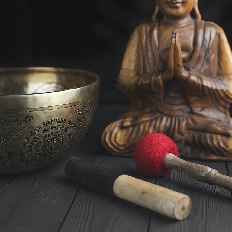 Découverte des bols tibétains, Initiation et Relaxation