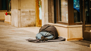 There is a solution for the homeless - in the church!
