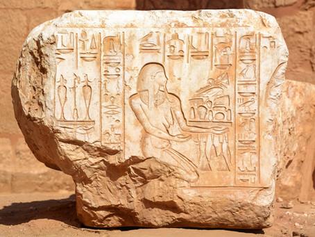 O Vinho no Antigo Egito [Capítulo]