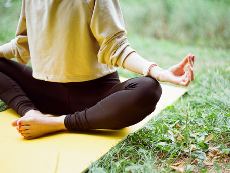 Yoga vs. Prescription Meds