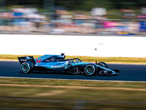 Watching the Grand Prix? Book a stay for the entire event.