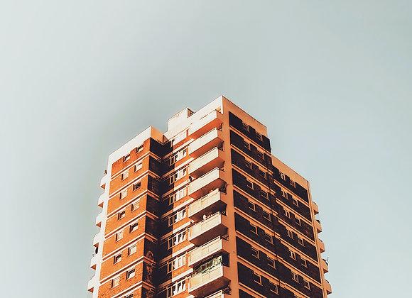 Строительство жилого комплекса | финансовая модель бизнес плана