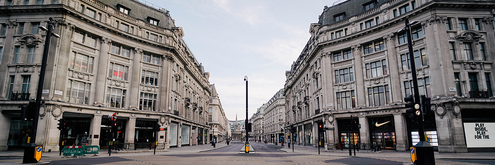 Photo of Oxford Circus, London