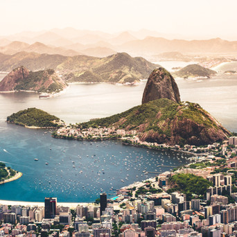REASONS TO VISIT AND LOVE BRAZIL