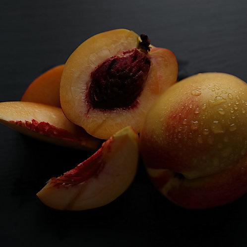 Nectarines jaunes bio (les 500g)