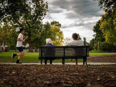 A Carer's Guide to Getting Out and About