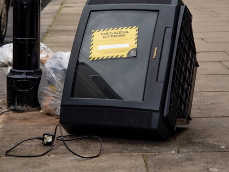 Basingstoke man fined after fly-tipping household waste at recycling site