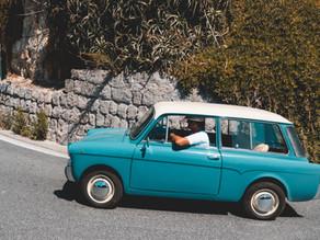 L'été 2021 sera en voiture ancienne !
