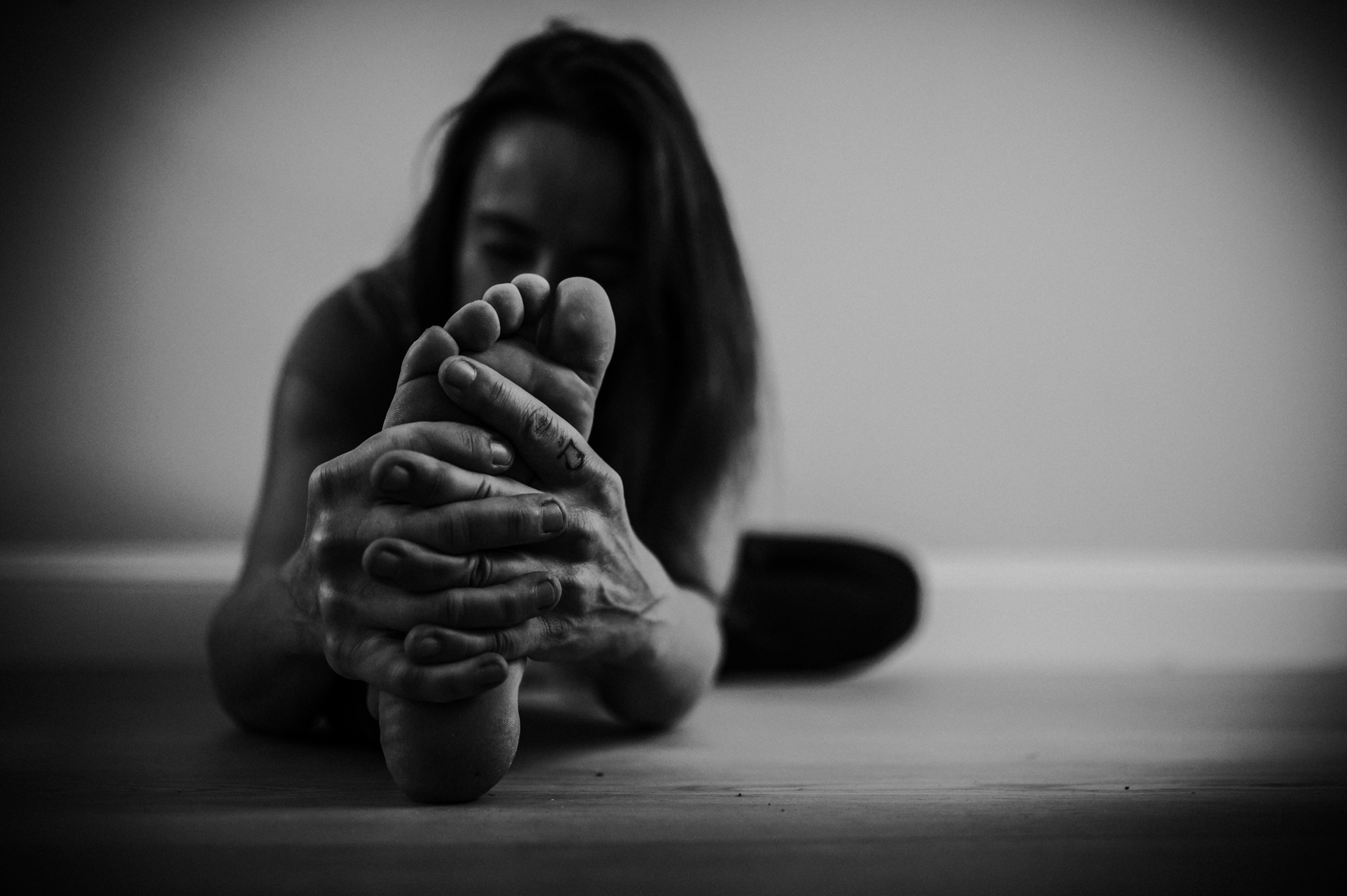 Morgen-Yoga am Montag
