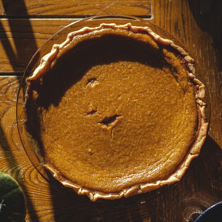 Easy as Sweet Potato Pie