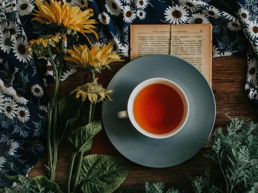 Bylinková lekárnička- bylinkové čaje
