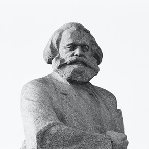 Holy Karl Marx by Vern Fein